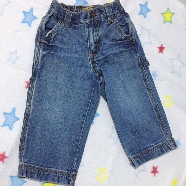 Old Naby Denim Pants