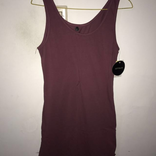 Original Cotton On Women's Tank Top