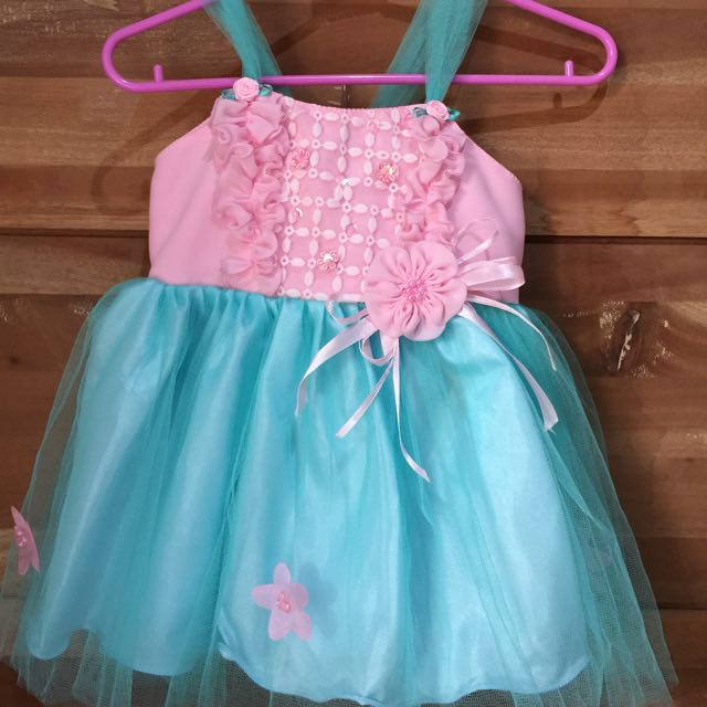 Pastel Gown