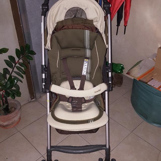 Preloved Combi Stroller