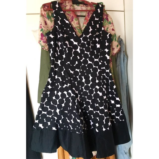 Preloved High Quality Dress