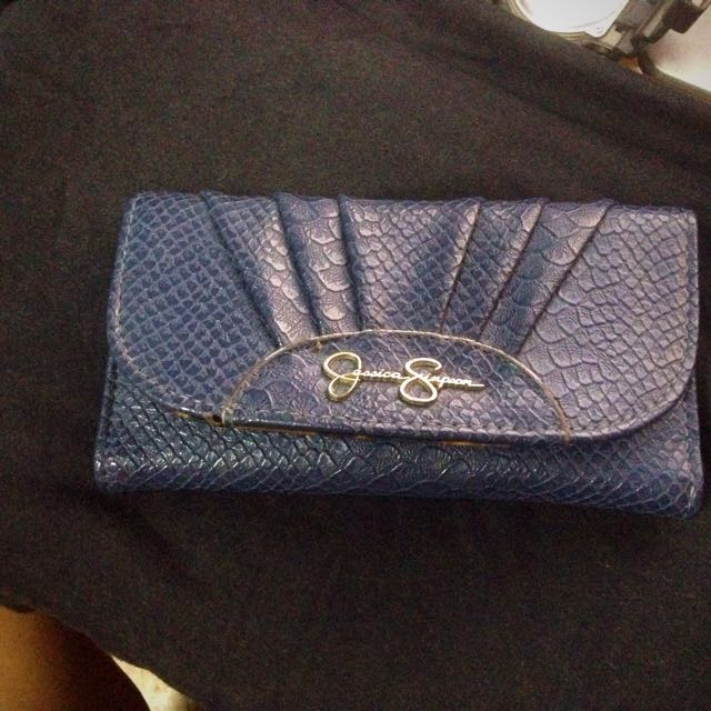 Preloved Jessica Simpson Wallet