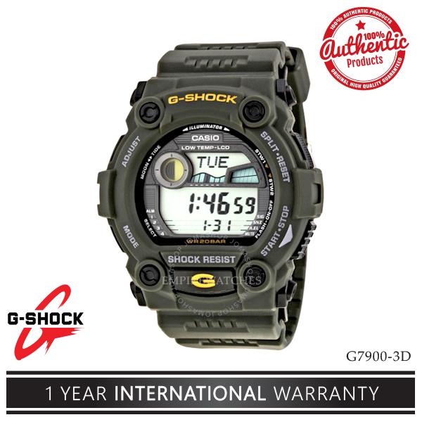 ea86339265 PRE-ORDER (OFFICIAL INTERNATIONAL WARRANTY) CASIO G7900-3D G-SHOCK ...