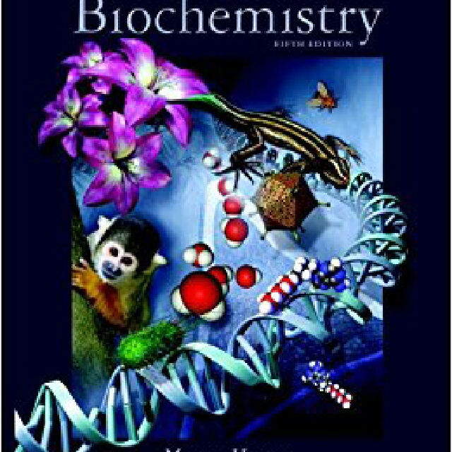Principles Of Biochemistry 5th Ed