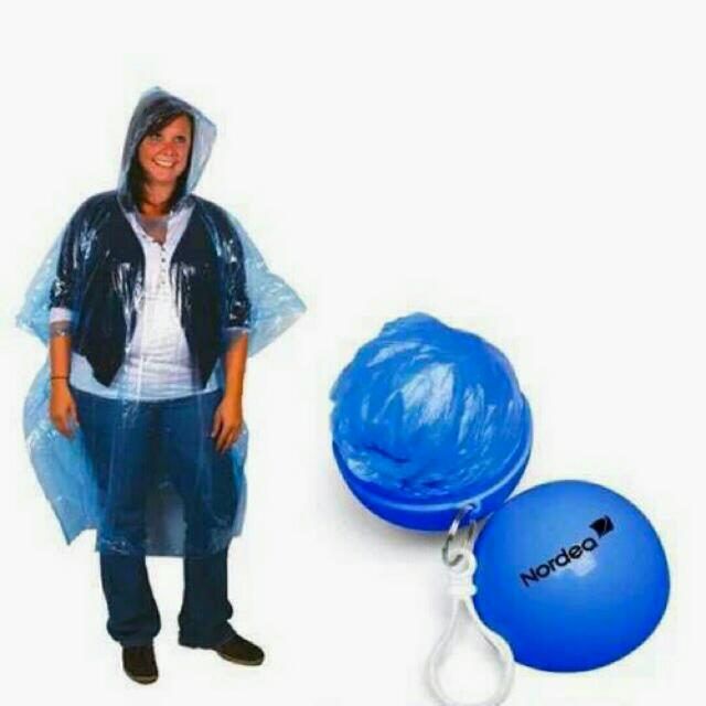 Raincoat Ball
