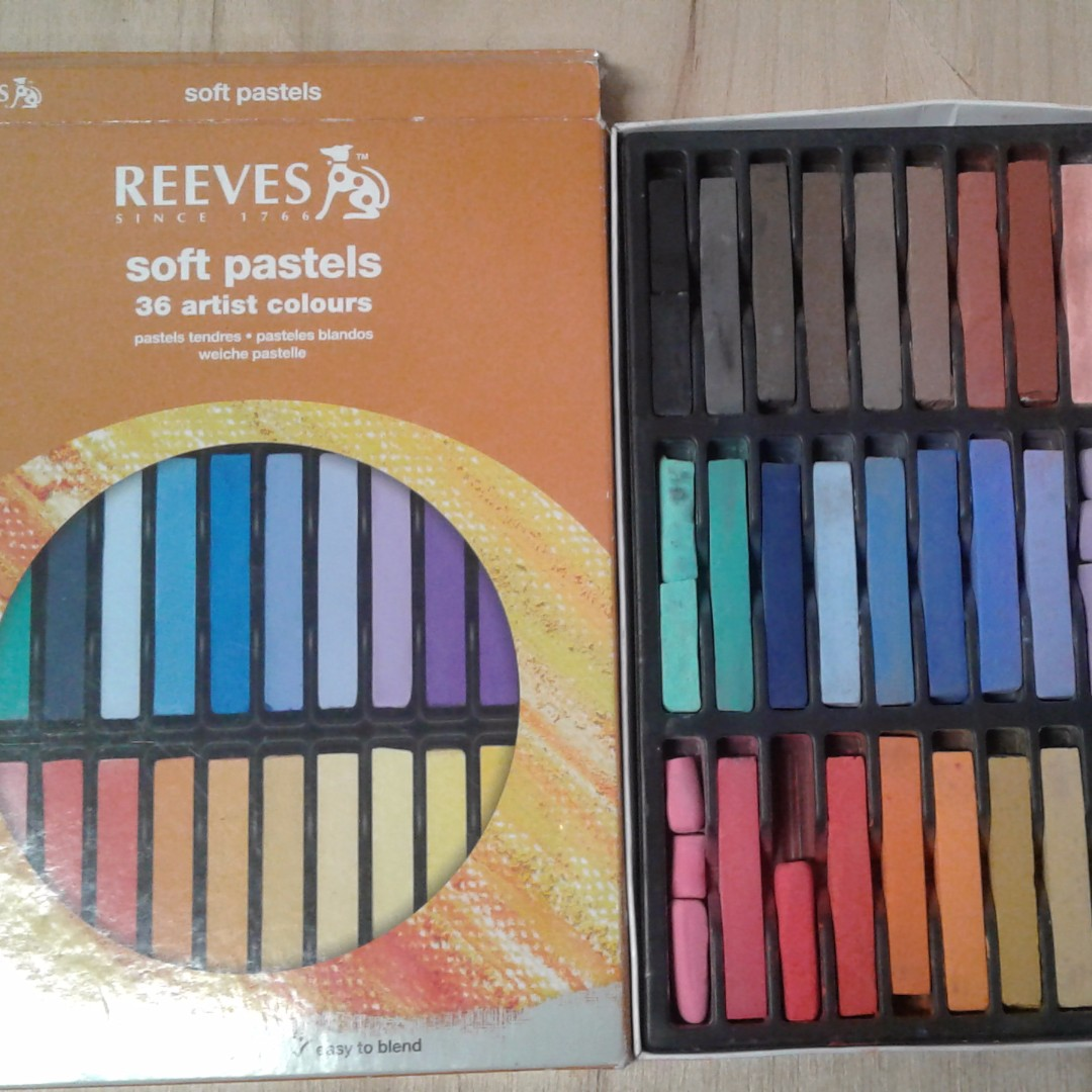 reeves 36 colour