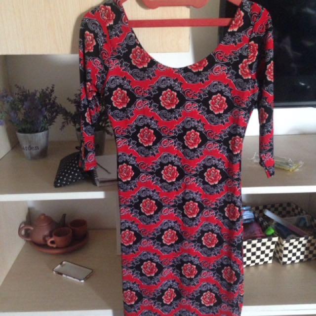 Sach dress (Elastis)