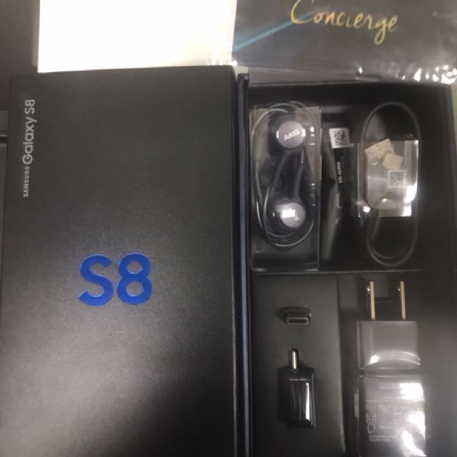 Samsung S8 Accessories