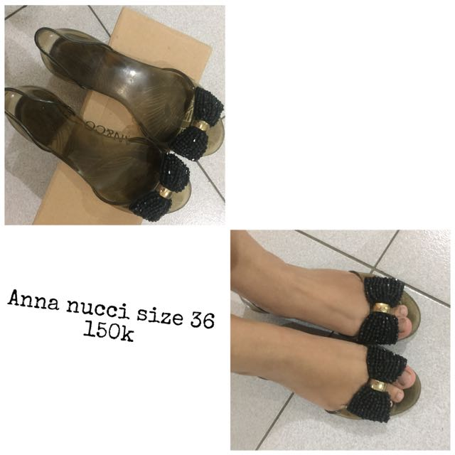 Sandal anna nucci