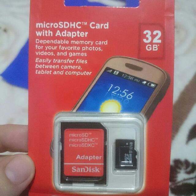 SanDisk #MicroSD