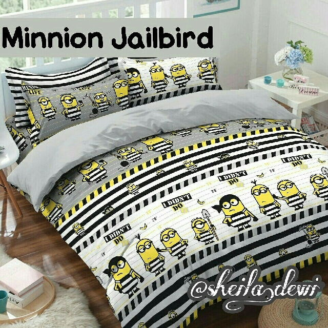 Seprai/Bedcover Minions