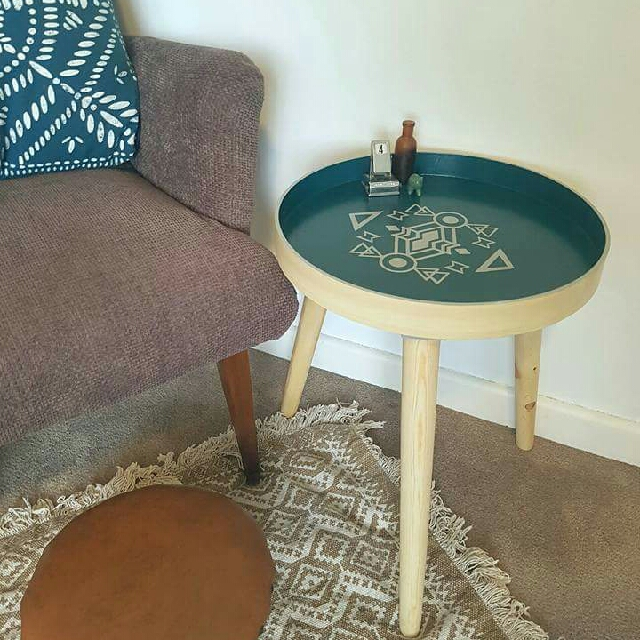Side Table Boho