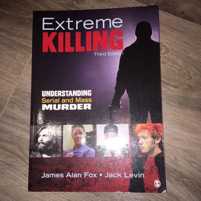 SOC*2760 - Homicide Textbook