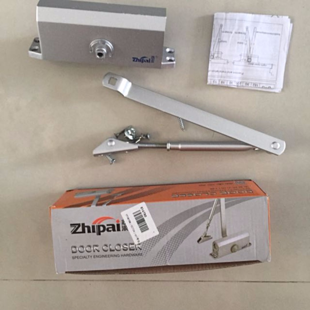 Stanley Door Closer With Hydraulic Hinge, Furniture, Others