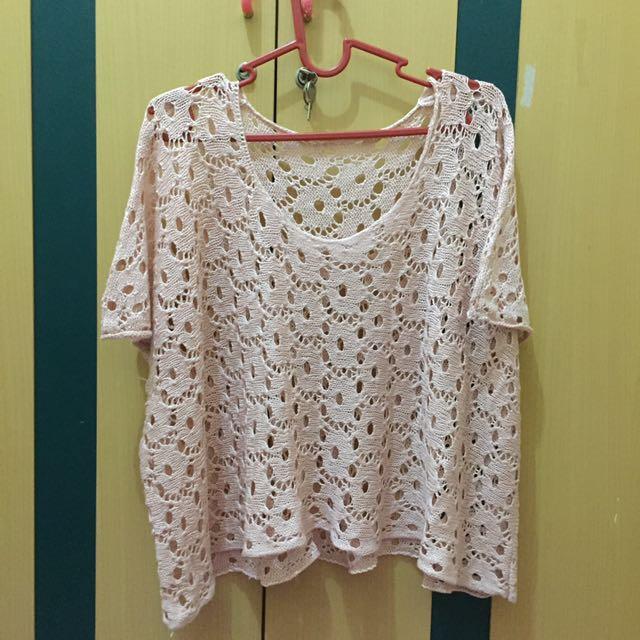 Summer clothes/ warna baby pink