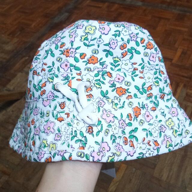 Topi Anak Cewek / Sun Hat
