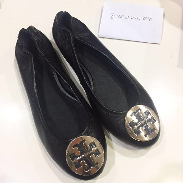 Tory Burch Reva Flat Shoes