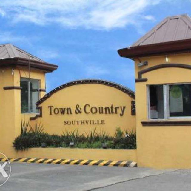 Town & Country Vacant lot for Sale at Calaboso, Binan, Laguna