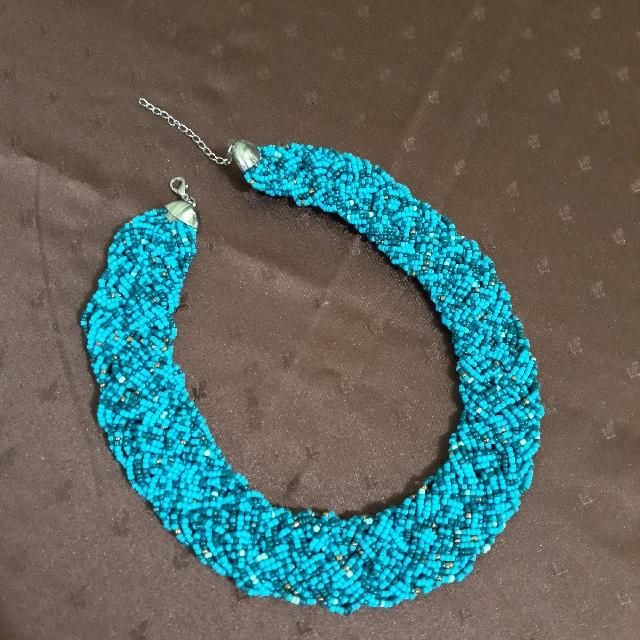 Unbranded Blue Necklace (From Bangkok)