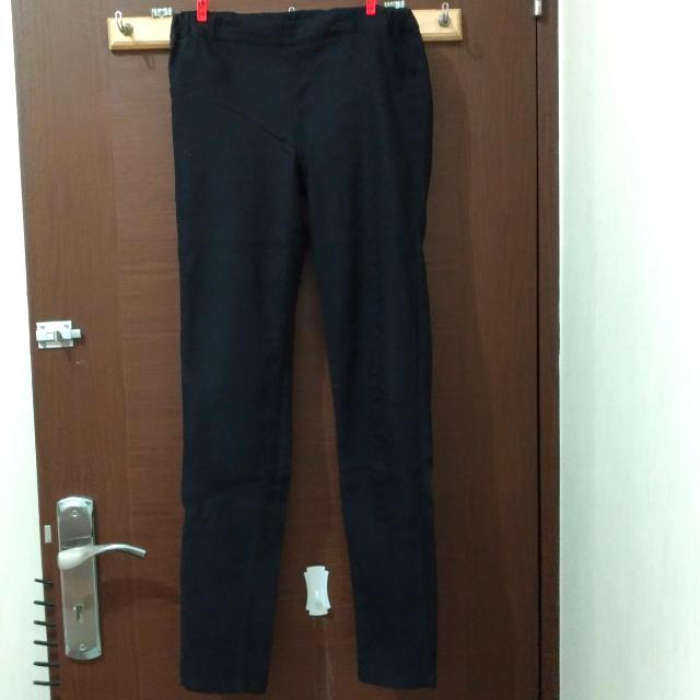 [UNIQLO] Black Pants