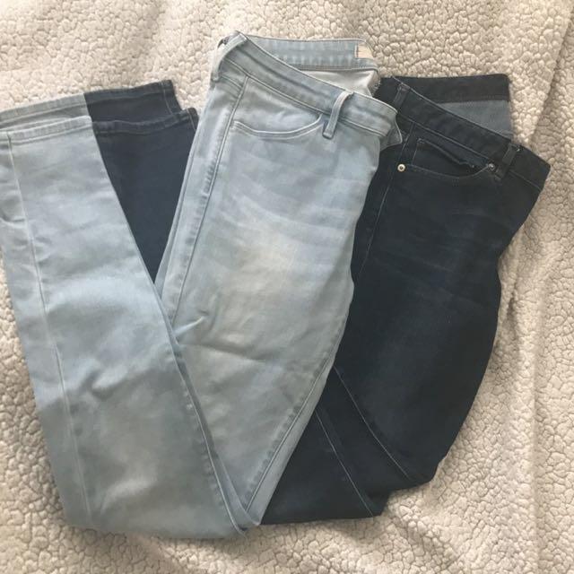 Uniqlo Jeans