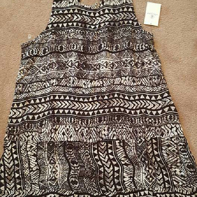 Volcom Dress SIZE 12 BRAND NEW WITH TAGS
