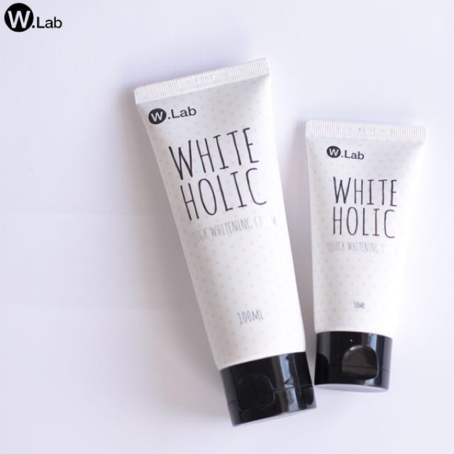 W. Lab美白霜 素顏霜 👇🏻降價