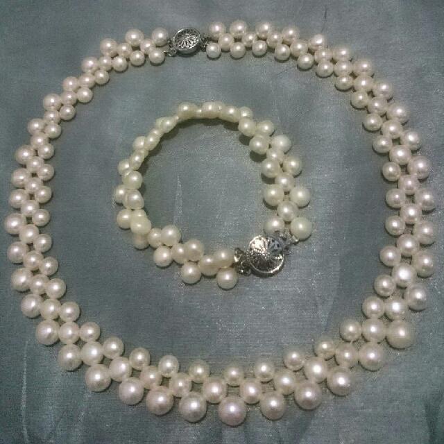 Water Pearl Set