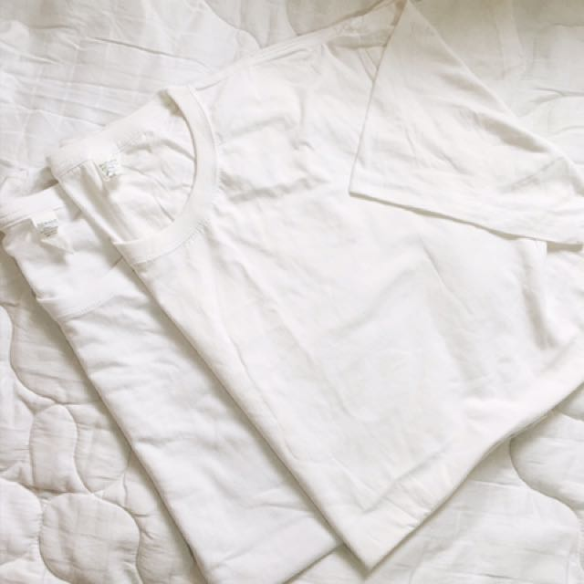 White shirt (2 pcs)