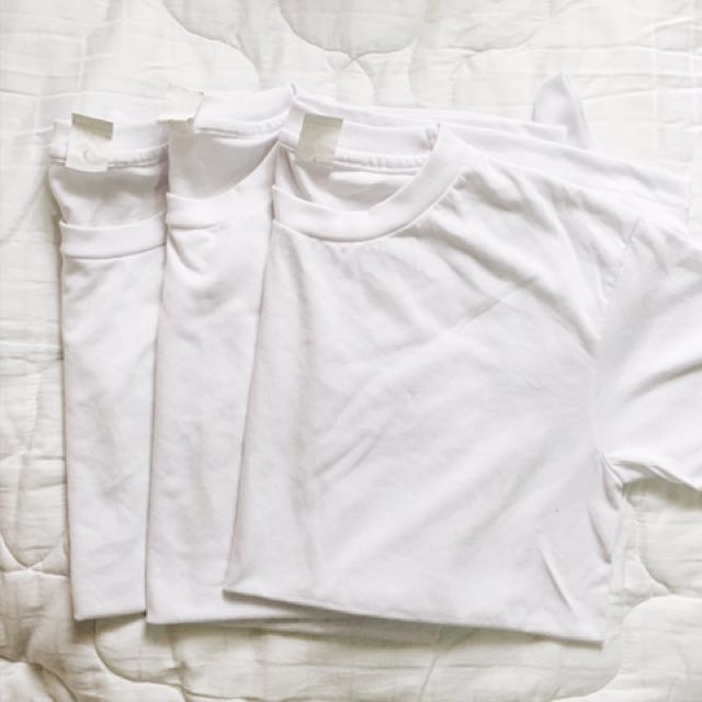 White shirt (3pc)