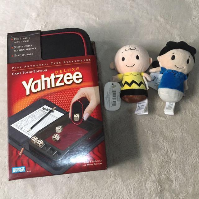 Yahtzee Game Folio Edition