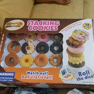 🚚 甜甜圈桌遊