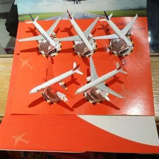 🚚 機場飛機模型
