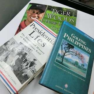 Golf Books