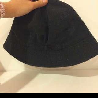 黑色漁夫帽!