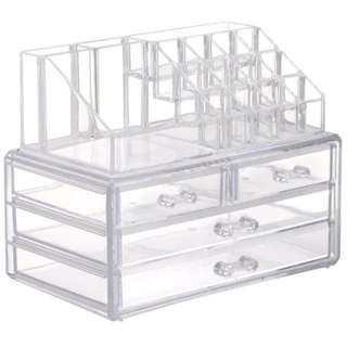 4-drawer Acrylic Organizer