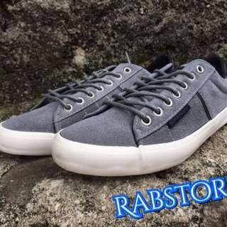 Sepatu Airwalk Original Haman Patrol Grey