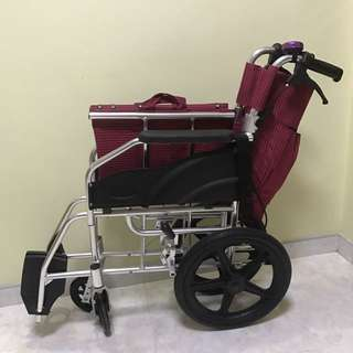 Wheelchair - Red strips [NO NEGO]
