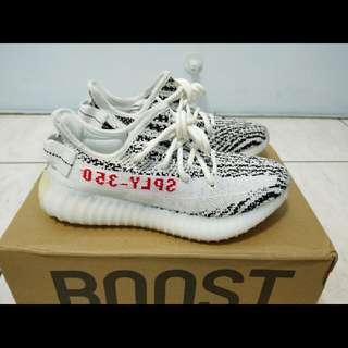 🚚 Unio轉售✔斑馬us4女鞋yeezy350