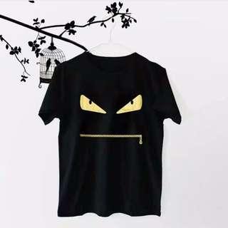 Fendi black t-shirt