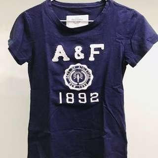A&F短袖T恤