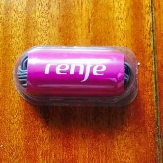 renfe耳機