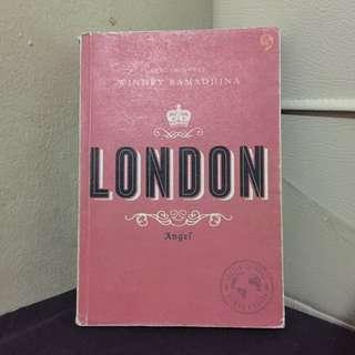 Novel London by Windry Ramadhina