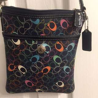 autho coach purse