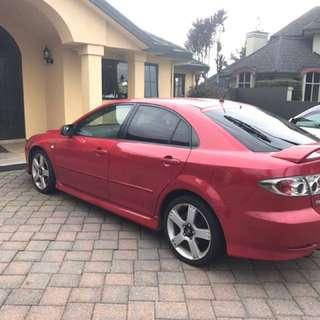 2003 Mazda Atenza