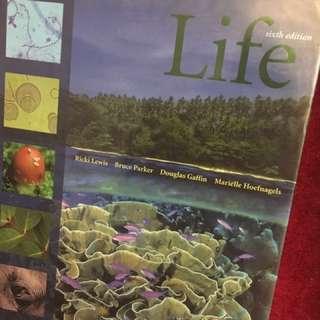 Life sixth edition