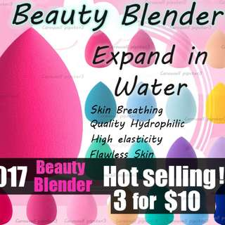 2017 LATEST MAKE UP BLENDER!! TearDrop Gourd  Flawless, Dewy Skin, Skin Breathing!