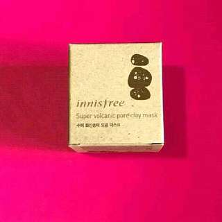 Sale! Innisfree Super Volcanic Clay Mask