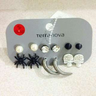 Authentic Terranova Set Of Earrings