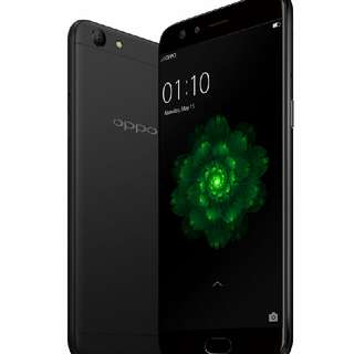oppo f3 black edition like new